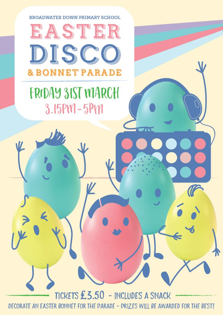 Broadwater Down Primary School Easter Disco 2017