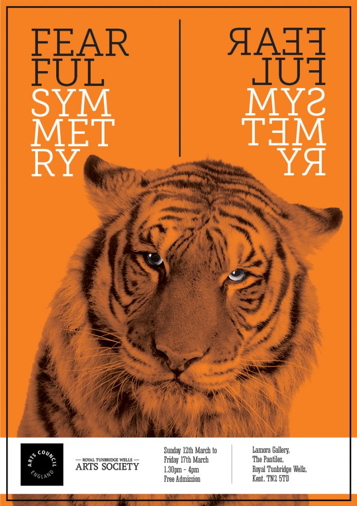 Fearful Symmetry Poster