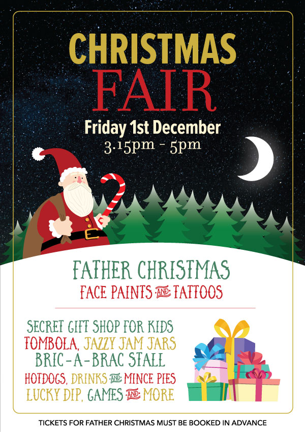 Broadwater Down Primary School Christmas Fair 2017