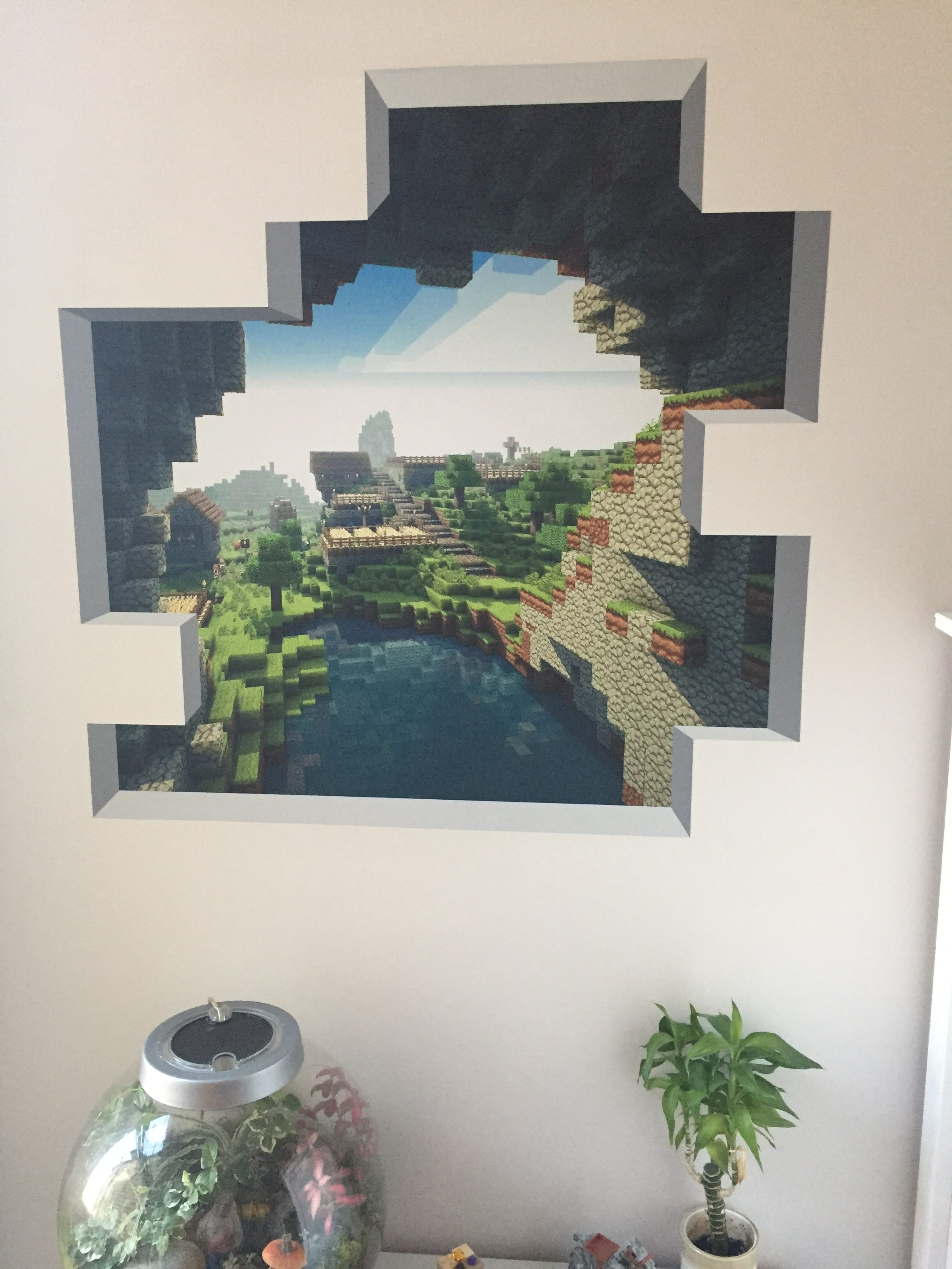 Minecraft Bedroom Decor Ideas And Designs For A Minecraft Bedroom