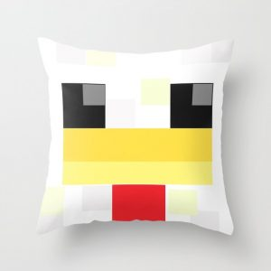 Minecraft Chicken Cushion