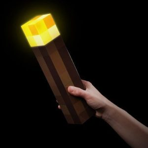 Minecraft Wall Lantern Battery Operated Torch